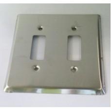 Espelho de Tomadas Mod. Ee4490 ( EE- Escovado)